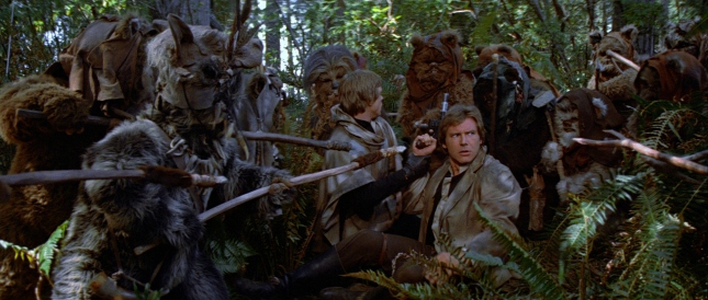Return of the Ewoks