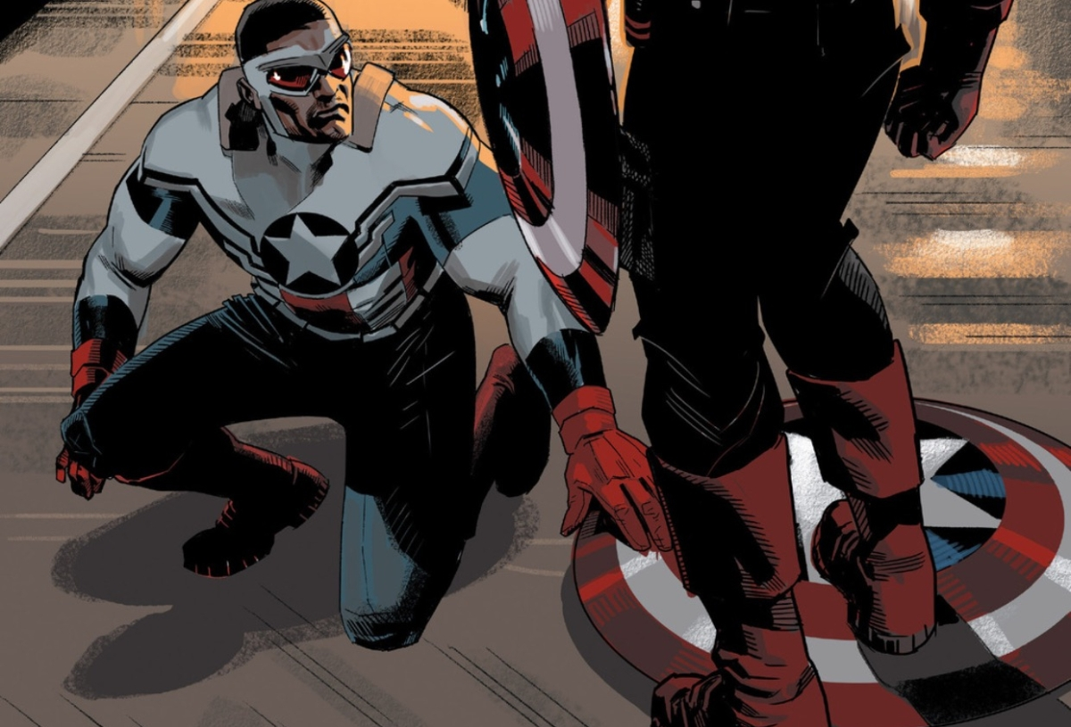 7. Sam Wilson was recognized as the new Cap in one of the comics after 2015. Steve Rogers was also still Captain America in a parallel comic. Wilson recognized the problems of America. Hence, he tried making changes for the better. But again and again, Steve Rogers stopped him.